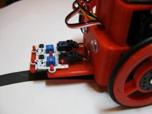 ArduRobot, Robot amb tecnologia Arduino i impressió 3D