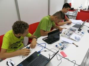 Treballant Arduino