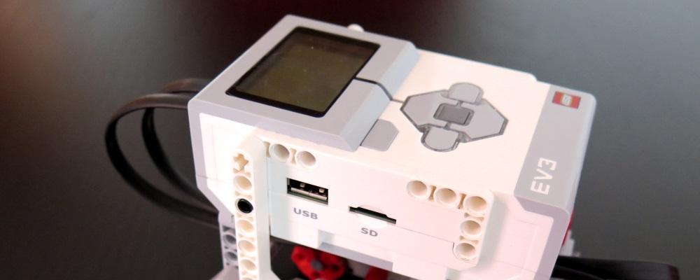 LEGO Mindstorms – aprenem jugant
