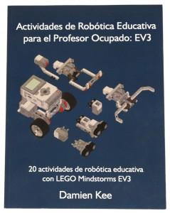 Tapa llibre Activitats de robòtica educativa per al professor ocupat