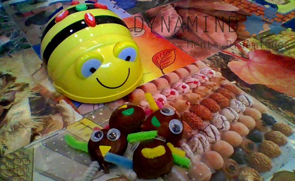 Bee-Bot Castanyada