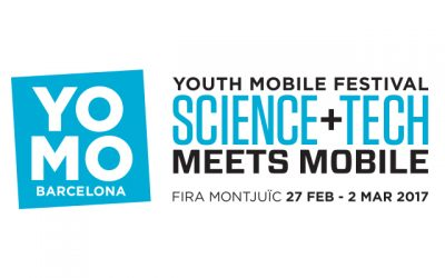 Ens veiem al YoMo: The Youth Mobile Festival