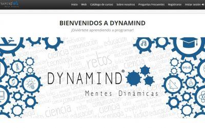 BENVINGUTS A DYNAMIND: Diverteix-te aprenent a programar!